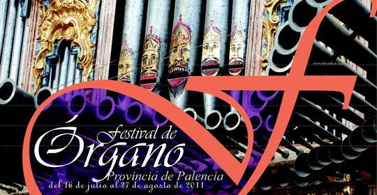 Festival de Organo en Palencia