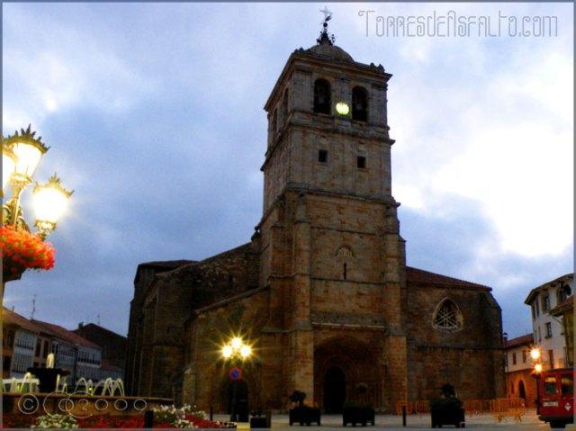 Plaza de Aguilar de Campoo