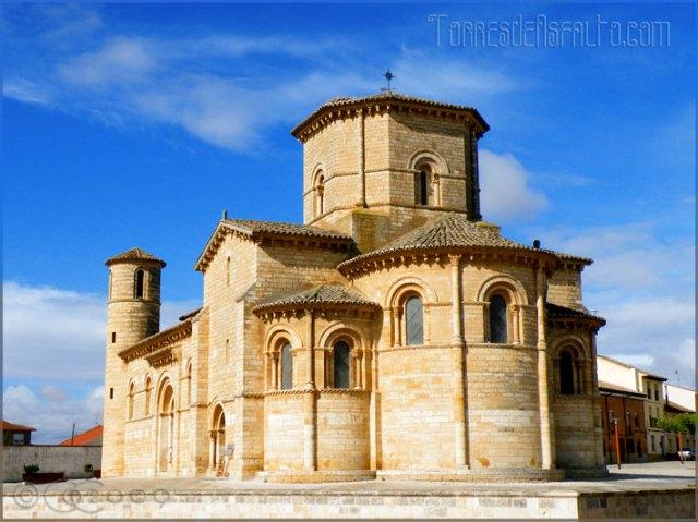 Iglesia romanica de San Martin de Fromista