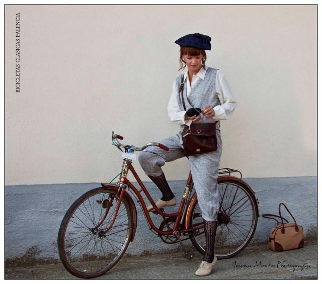 Bicis clásicas Josema Montes