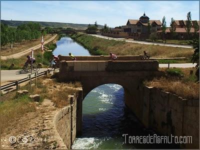 Puente de la Esclusa de Grijota