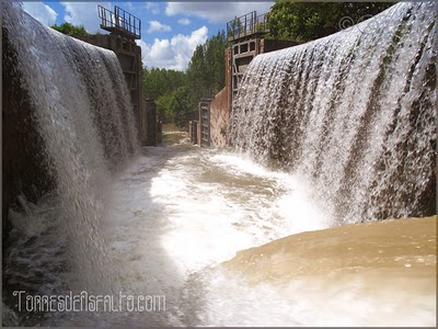 Esclusas de Calahorra de Ribas