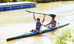 Ganadores de la Regata Canal de Castilla