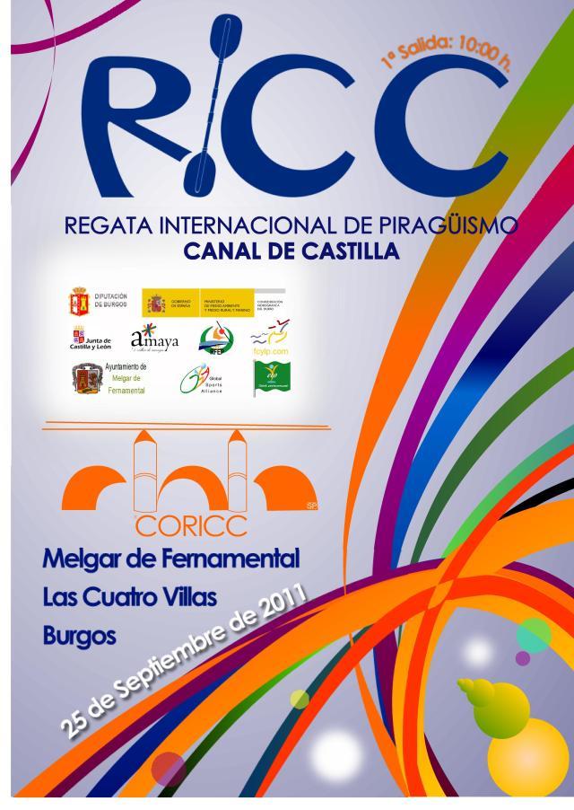 Regata internacional del Canal de Castilla