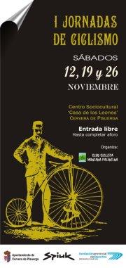 Jornadas ciclismo de Cervera de Pisuerga