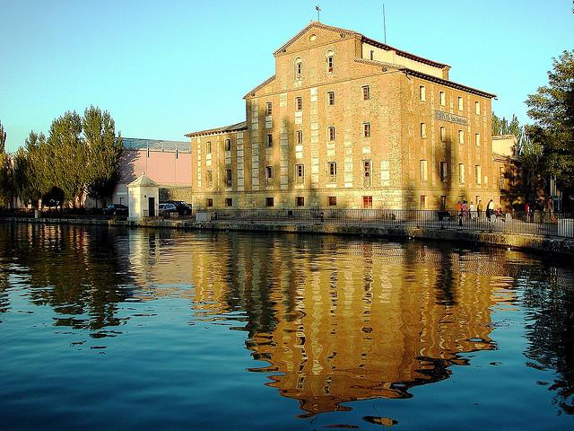 Fábrica de Harinas San Antonio