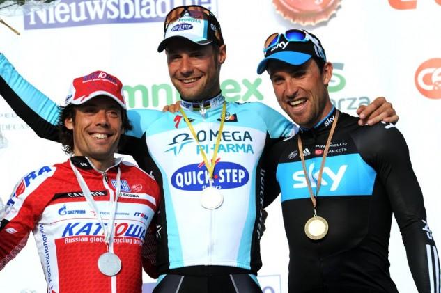 podium E3 Harelbeke