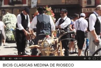 Video Bicis Clásicas Medina de Rioseco